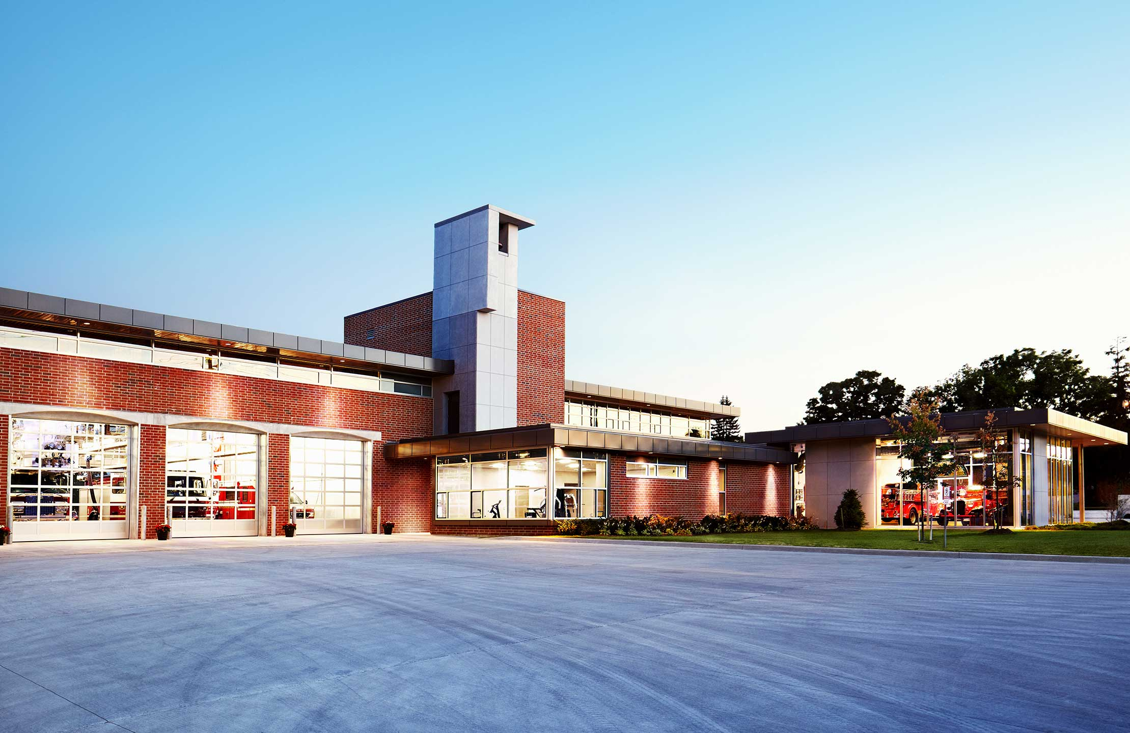 Barrie Fire and Emergency Services Headquarters