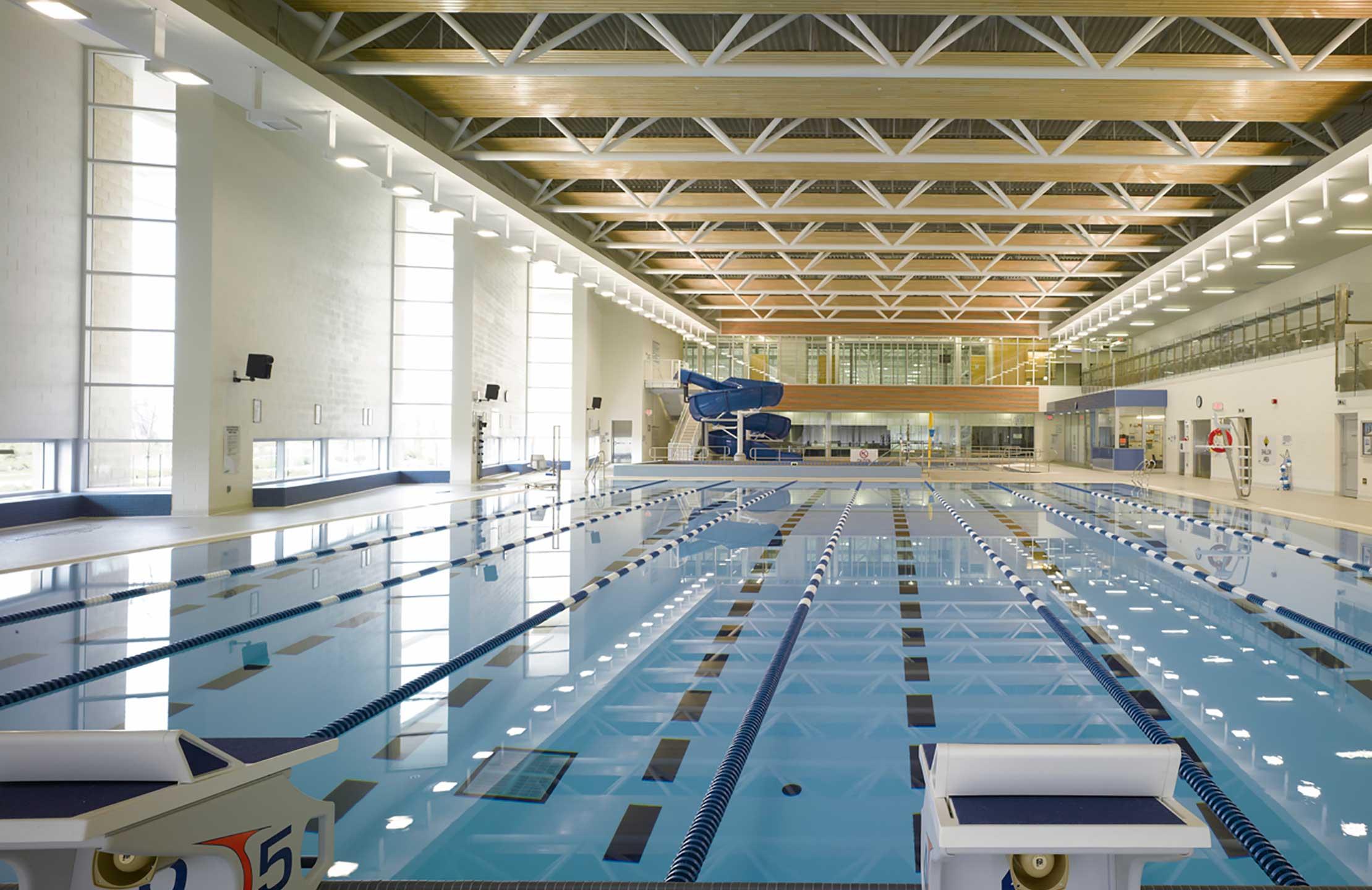 Bradford West Gwillimbury Leisure Centre