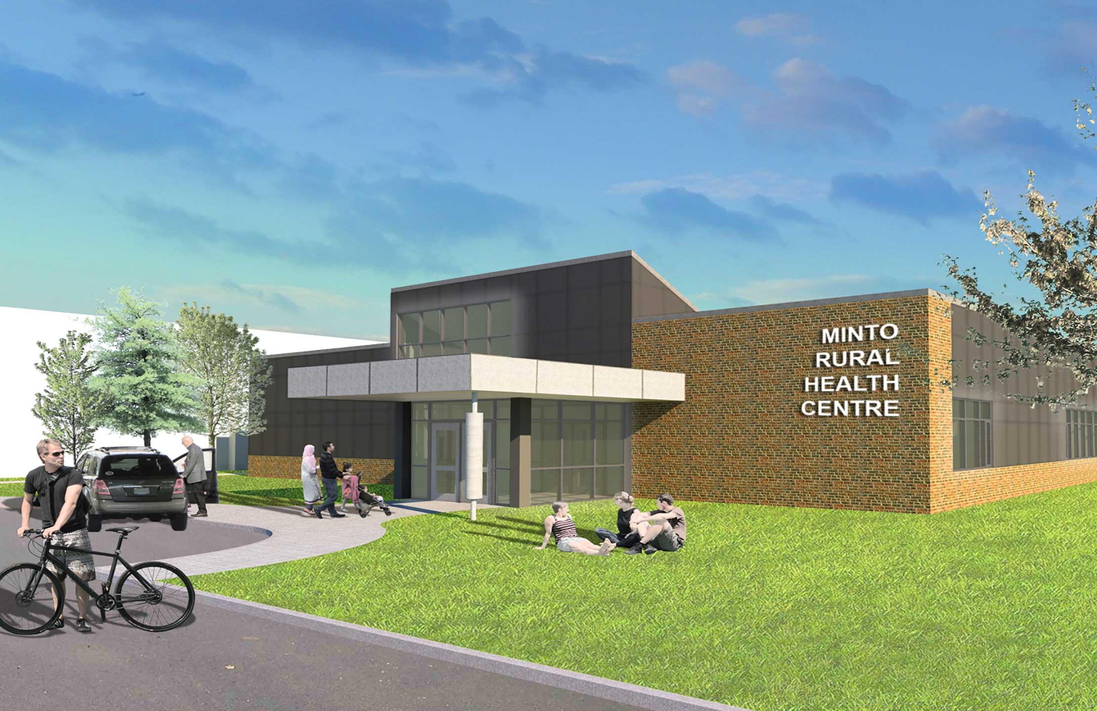 Minto Rural Health Centre