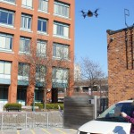 Lett Architects Drone Test Flight