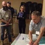 Adam Brady Participates in Professional Planning and Design Charette in Haliburton