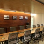 Peterborough Utilities Group Boardroom Renovation Complete