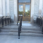 Peterborough County Courthouse Entrance Restoration Complete